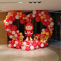 ¯S§O³y«¬®ð²y¸�¹¢ Special Shape Balloon Decoration