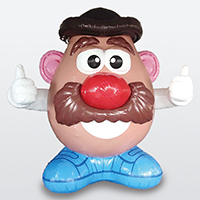 �¦³J�Y¥ý¥� Mr.Potato Head(2019)