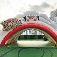 ­q³y§j®ð«ýªù Tailor-made Inflatable Arch