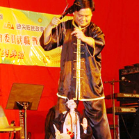 木偶劇 Puppet Performance
